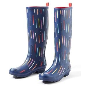 52 Conversations by Anthro Colloquial Rain Boots